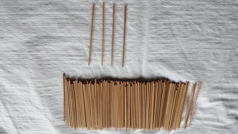 医用棉签(碳化竹棒)