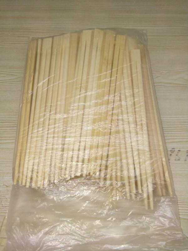 带节双生竹筷